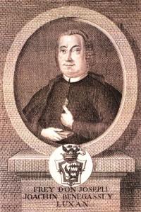 José Joaquín Benegasi y Luján