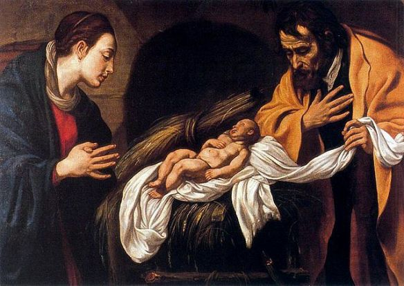 Sagrada Familia, de Luis Tristán