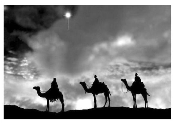 La estrella de los Reyes Magos