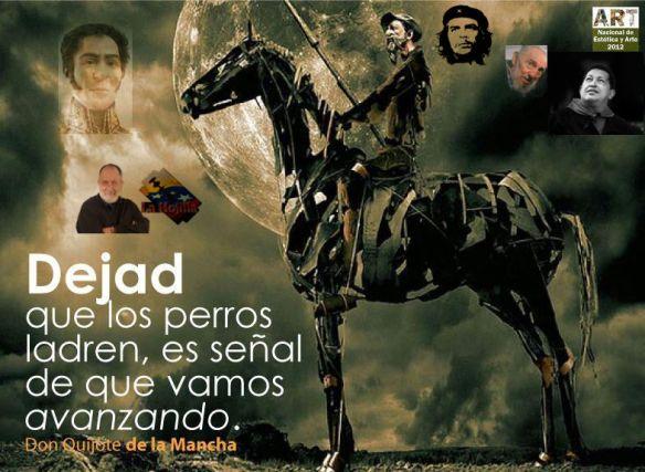 Don Quijote revolucionario