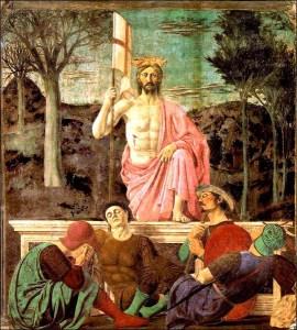 Resurrezione, de Piero della Francesca