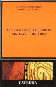 Los géneros literarios, de García Berrio y Huerta Calvo