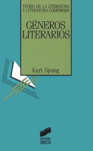 Géneros literarios, de Kurt Spang