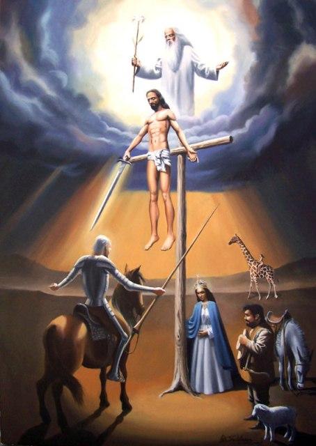 Quijote-Cristo