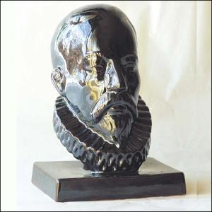 Busto de Miguel de Cervantes