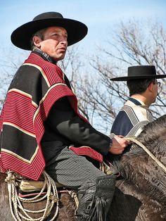 Huaso chileno