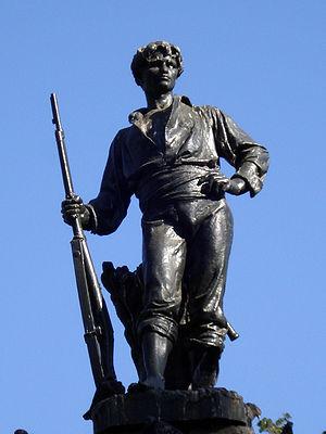 Monumento al Roto chileno