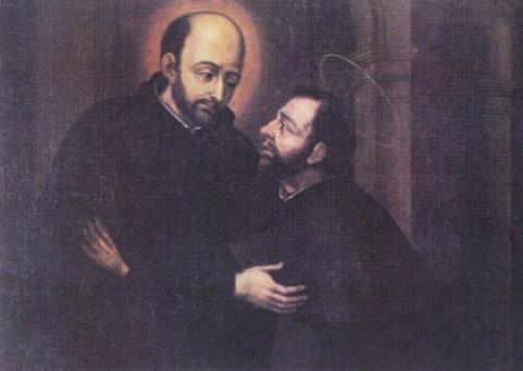 San Ignacio y San Francisco Javier
