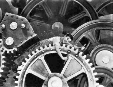 Chaplin, Charlie (Modern Times)