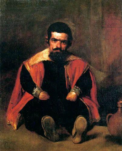 Bufón El Primo, de Velázquez