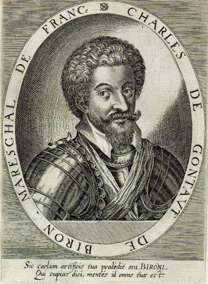 Charles Gontaut, mariscal de Biron