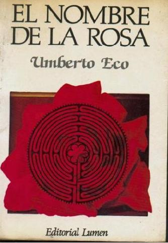 El nombre de la rosa, de Umberto Eco