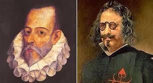 Cervantes y Quevedo
