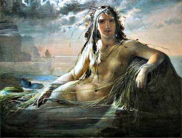 Sirena (1873), de Elisabeth Jerichau