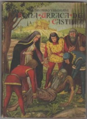 Doña Urraca de Castilla, de Navaro Villoslada