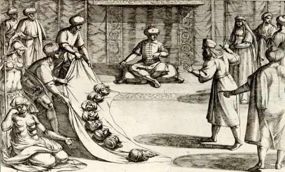 Siete-Infantes-de-Lara-decapitados