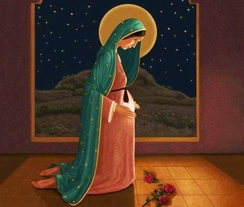 Virgen-Maria-Encinta