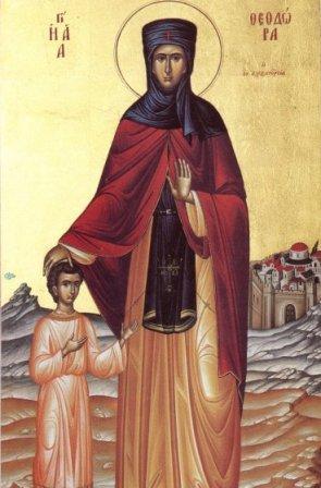 Santa Teodora