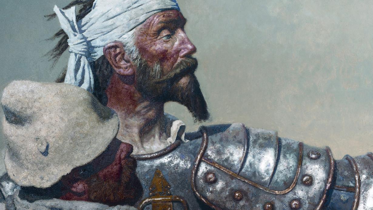 Gueli-Zorzhev-Don-Quijote-y-Sancho-Panza