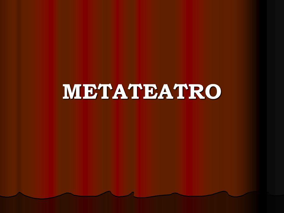 METATEATRO