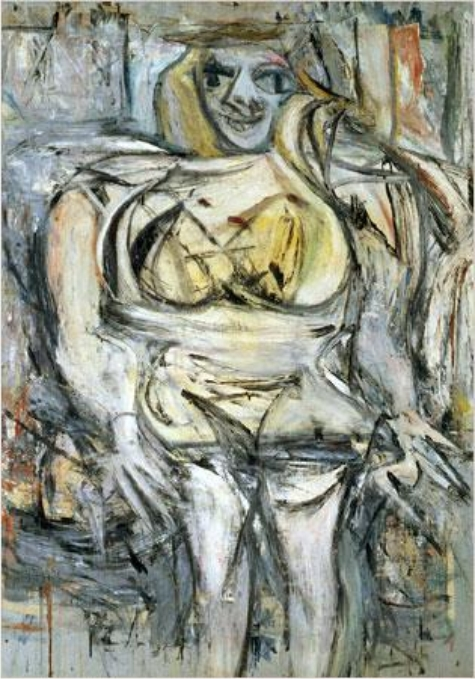 WomanIII_Kooning
