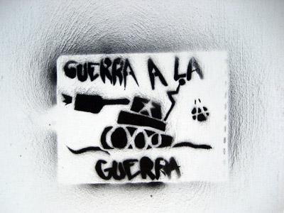 Guerra a la Guerra