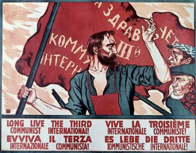 Tercera Internacional Obrera