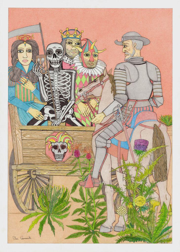 Las Cortes de la Muerte