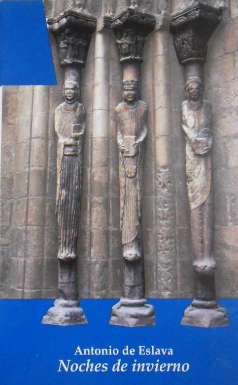 Cubierta de Antonio de Eslava, Noches de invierno, ed. de Carlos Mata Induráin, Pamplona, Fundación Diario de Navarra, 2003