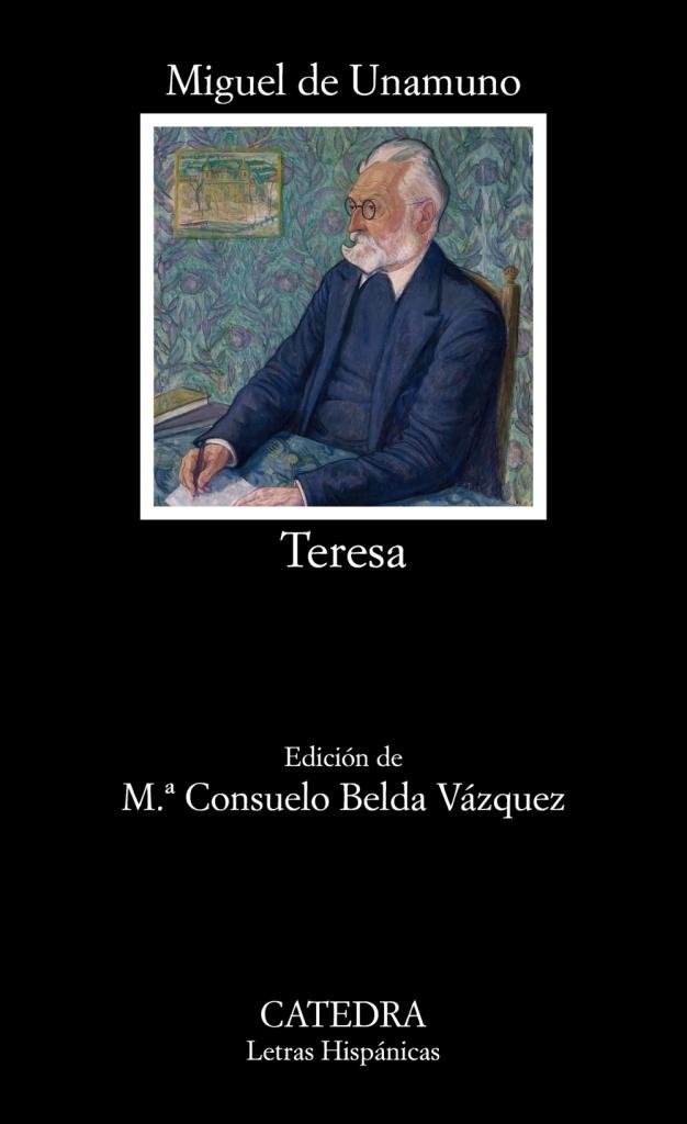 Cubierta de Teresa (Cátedra), de Miguel de Unamuno