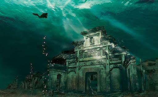 Palacio submarino